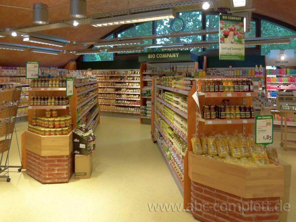 Ansicht des Geschäfts: Bio Company, Dircksenstrasse, Berlin / Mitte, Foto 5