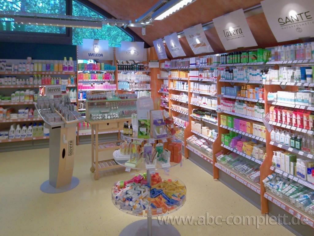Ansicht des Geschäfts: Bio Company, Dircksenstrasse, Berlin / Mitte, Foto 6