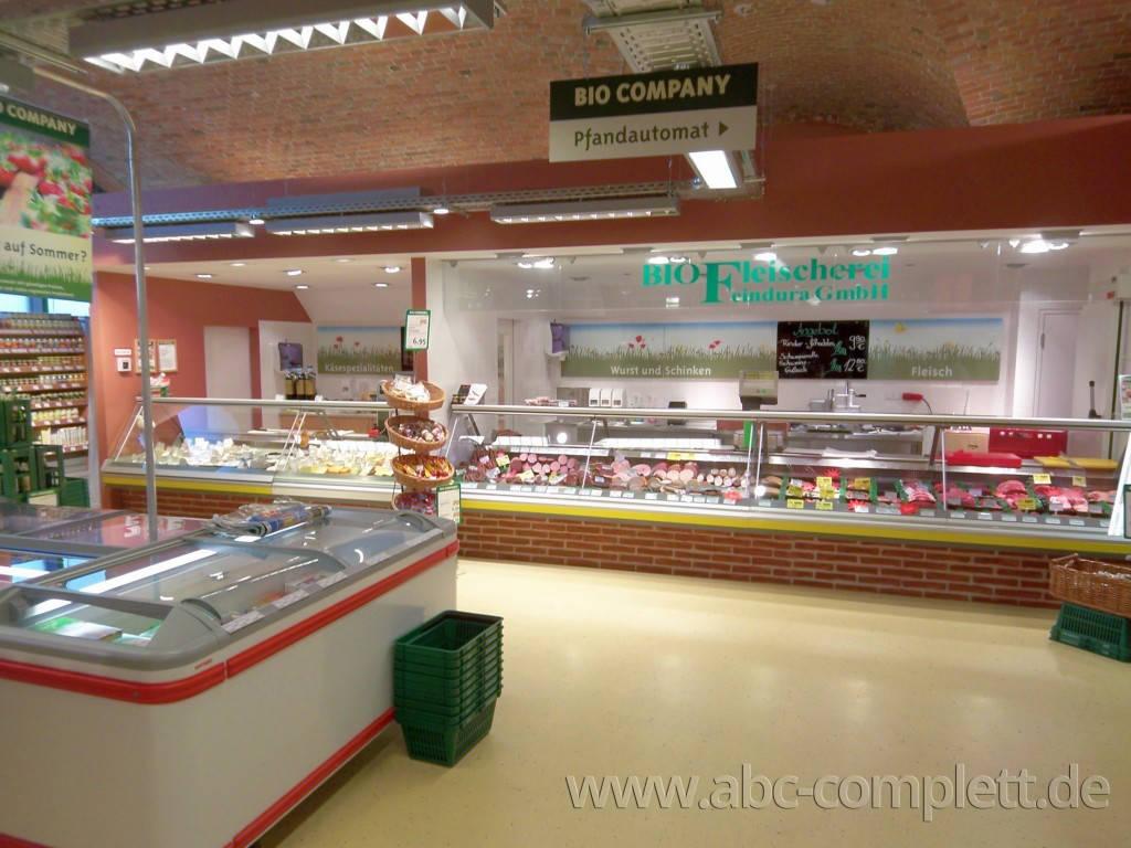 Ansicht des Geschäfts: Bio Company, Dircksenstrasse, Berlin / Mitte, Foto 8