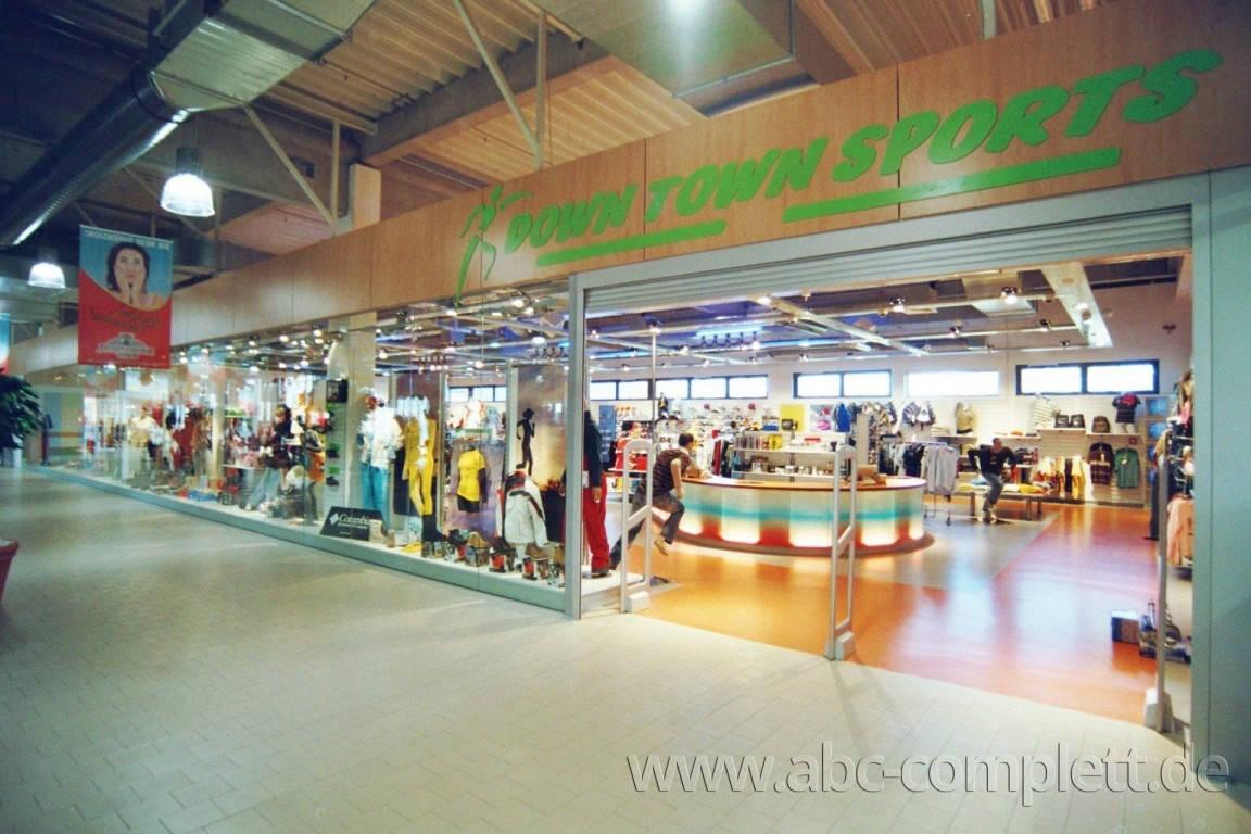 Ansicht des Geschäfts: Down Town Sports, Bahnhof Center, Bernau, Foto 7