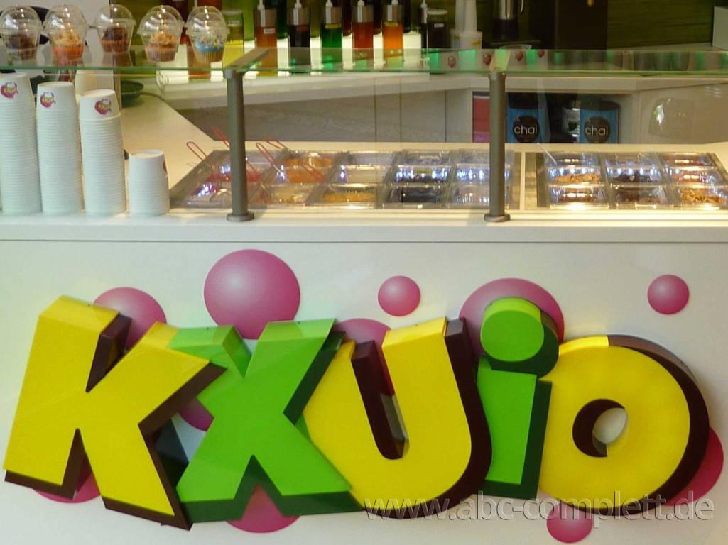 Ansicht des Geschäfts: Kxuio, Bubble Tea, Berlin / Charlottenburg, Foto 1