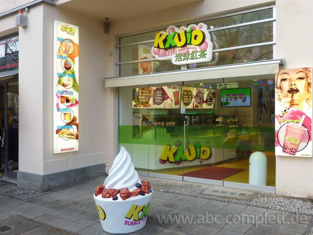 Ansicht des Geschäfts: Kxuio, Bubble Tea, Berlin / Charlottenburg, Foto 2