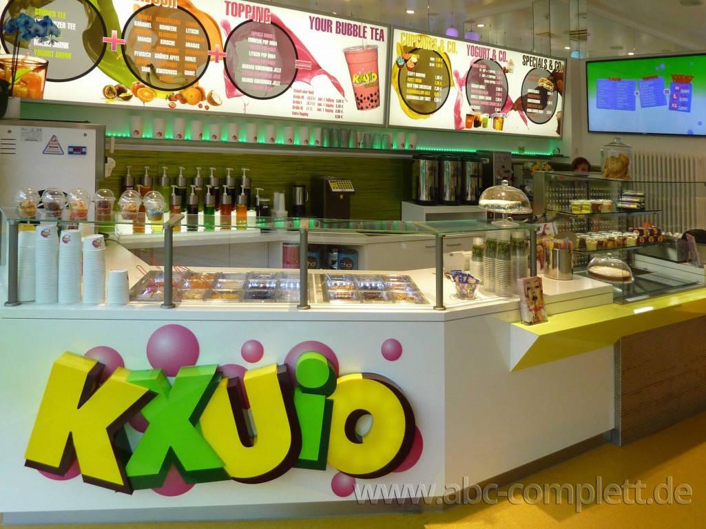 Ansicht des Geschäfts: Kxuio, Bubble Tea, Berlin / Charlottenburg, Foto 8