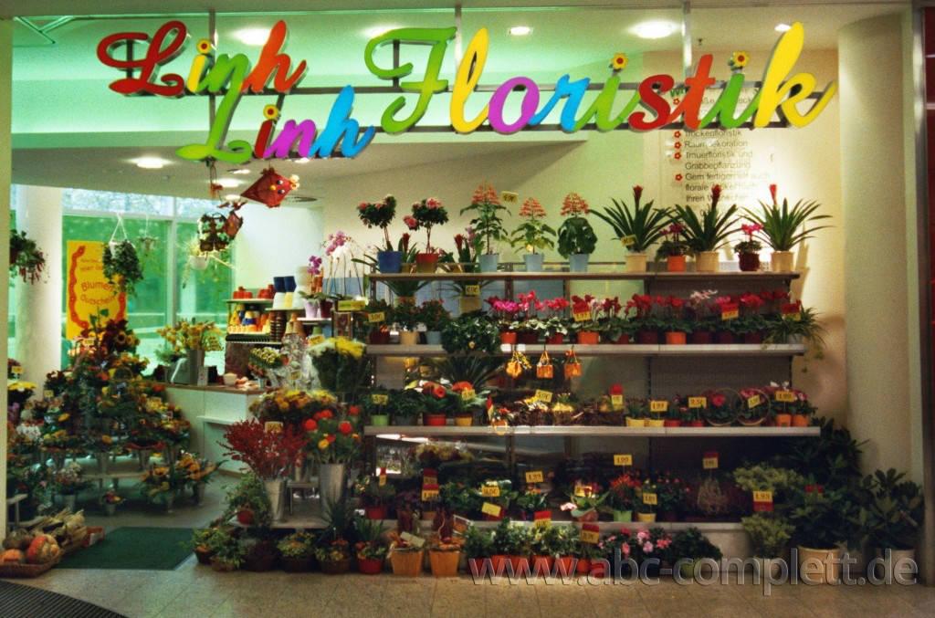 Ansicht des Geschäfts: Linh Linh Blumen, Eastgate, Berlin / Marzahn, Foto 1