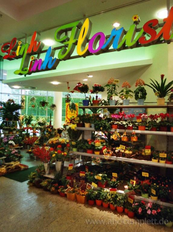Ansicht des Geschäfts: Linh Linh Blumen, Eastgate, Berlin / Marzahn, Foto 2