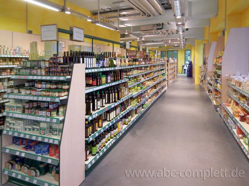 Ansicht des Geschäfts: LPG Biomarkt   lecker preiswert gesund, Kollwitzstrasse, Berlin / Prenzlauer Berg, Foto 4