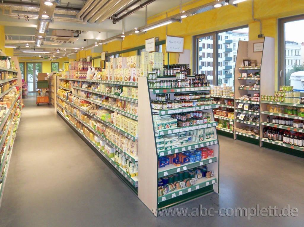 Ansicht des Geschäfts: LPG Biomarkt   lecker preiswert gesund, Kollwitzstrasse, Berlin / Prenzlauer Berg, Foto 6