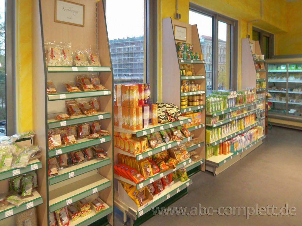 Ansicht des Geschäfts: LPG Biomarkt   lecker preiswert gesund, Kollwitzstrasse, Berlin / Prenzlauer Berg, Foto 7