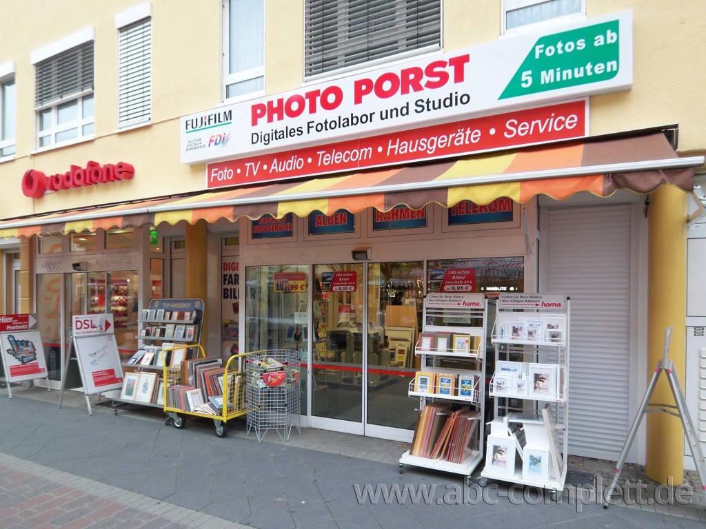 Ansicht des Geschäfts: City TV, Elektro-Fachmarkt, Berlin / Hennigsdorf, Foto 3