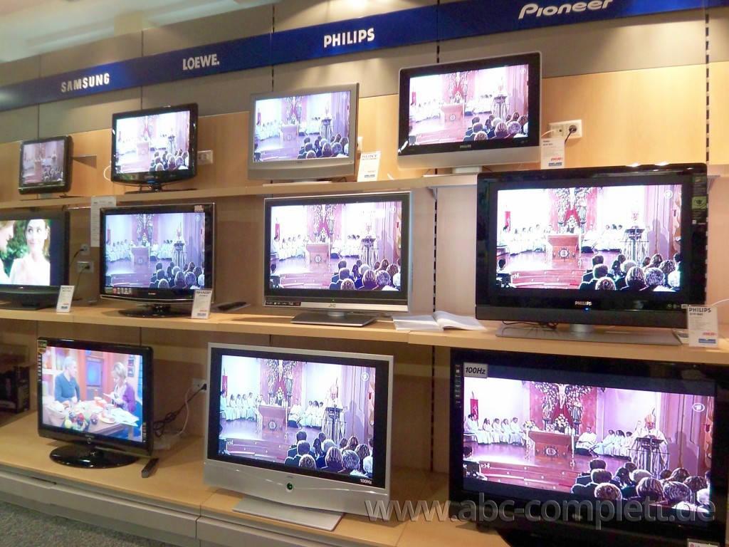 Ansicht des Geschäfts: City TV, Elektro-Fachmarkt, Berlin / Hennigsdorf, Foto 5
