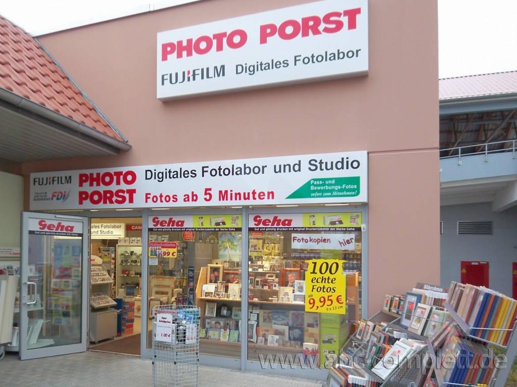 Ansicht des Geschäfts: Photo Porst, Hohen Neuendorf, Foto 1