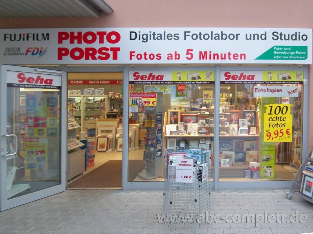 Ansicht des Geschäfts: Photo Porst, Hohen Neuendorf, Foto 2