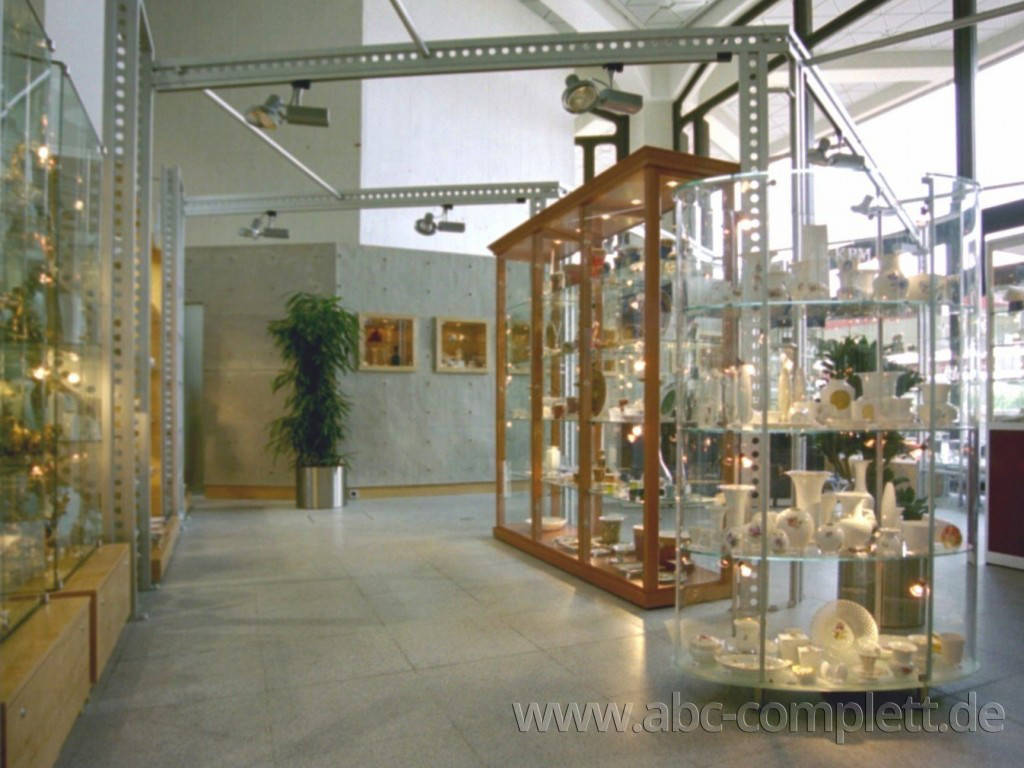 Ansicht des Geschäfts: berlin berlin Exclusiv, Haupthalle FlughafenTegel, Berlin / Tegel, Foto 8