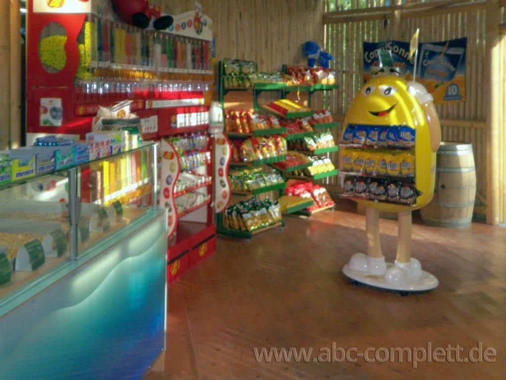 Ansicht des Geschäfts: div. Merchandising Shops, Tropical Islands, Krausnick (Brandenburg), Foto 8