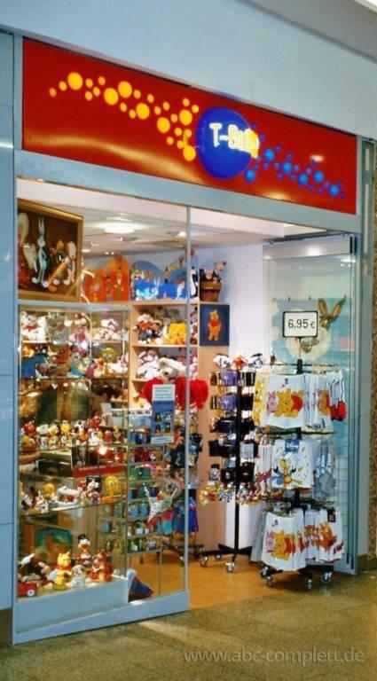 Ansicht des Geschäfts: T-Bubble, Potsdamer Platz Arcaden / Eastgate, Berlin, Foto 4