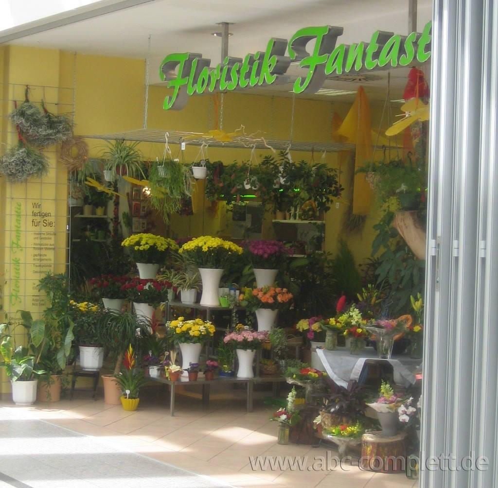 Ansicht des Geschäfts: Floristik Fantastic, Oder Center, Schwedt, Foto 2