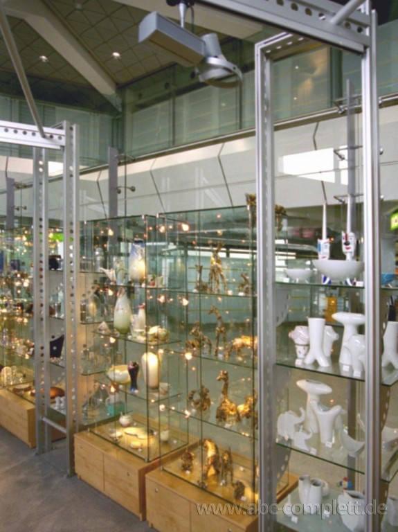 Ansicht des Geschäfts: BerlinBerlin Exclusiv, Haupthalle Flughafen Tegel, Berlin / Tegel, Foto 5