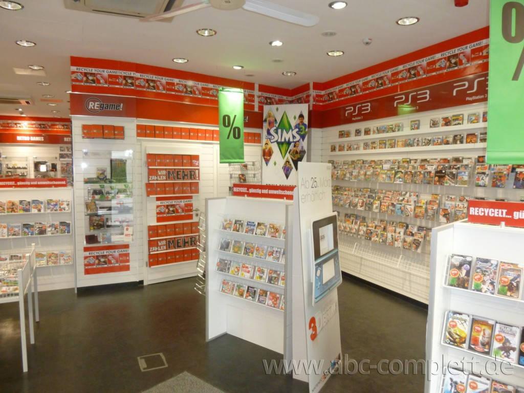 Ansicht des Geschäfts: ReGame, Leipzig, Foto 2