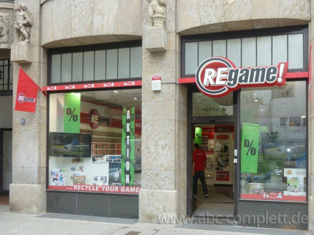 Ansicht des Geschäfts: ReGame, Leipzig, Foto 7