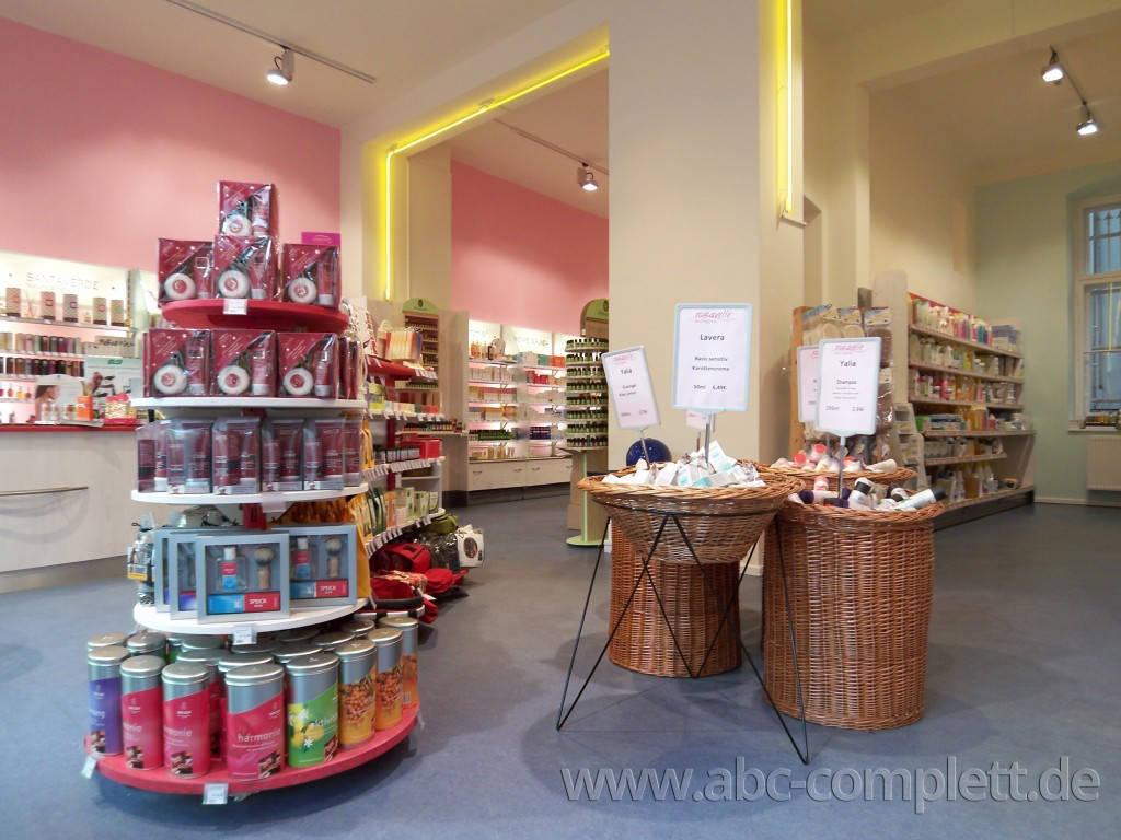 Ansicht des Geschäfts: BioDrogerie Rosavelle, Berlin / Prenzlauer Berg, Foto 8