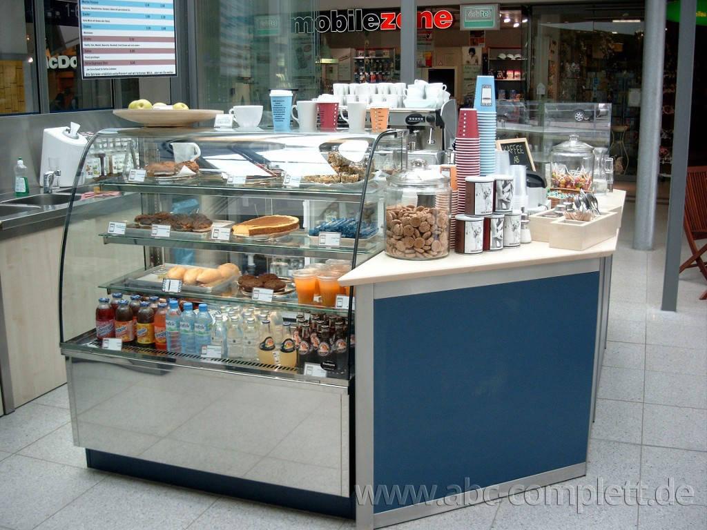 Ansicht des Geschäfts: Coffee Culture, Hauptbahnhof, Halle, Foto 2