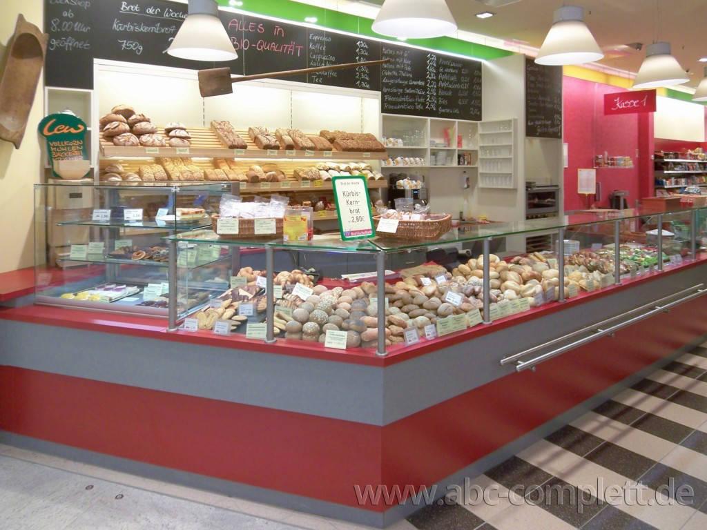 Ansicht des Geschäfts: ViV BioFrischeMarkt, Filialen lt. Referenzliste Biosupermärkte, Rostock / Kröpeliner Tor Center, Foto 1