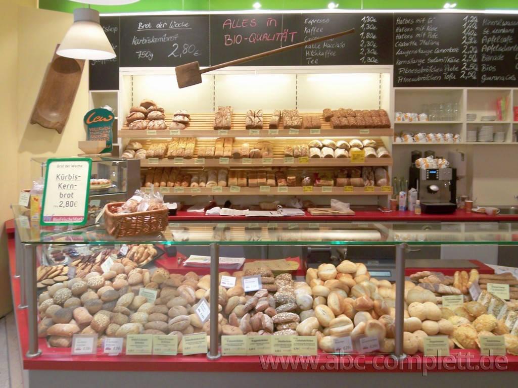 Ansicht des Geschäfts: ViV BioFrischeMarkt, Filialen lt. Referenzliste Biosupermärkte, Rostock / Kröpeliner Tor Center, Foto 3