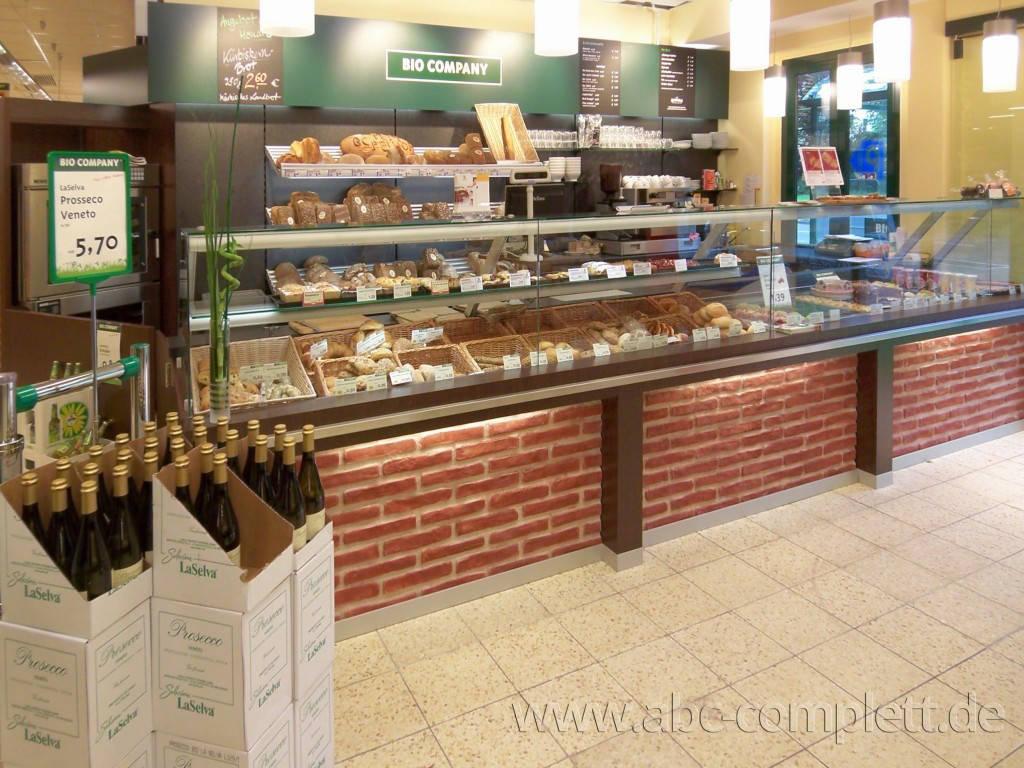 Ansicht des Geschäfts: Bio Company, Filialen lt. Referenzliste Biosupermärkte, Berlin / Tempelhof, Foto 1
