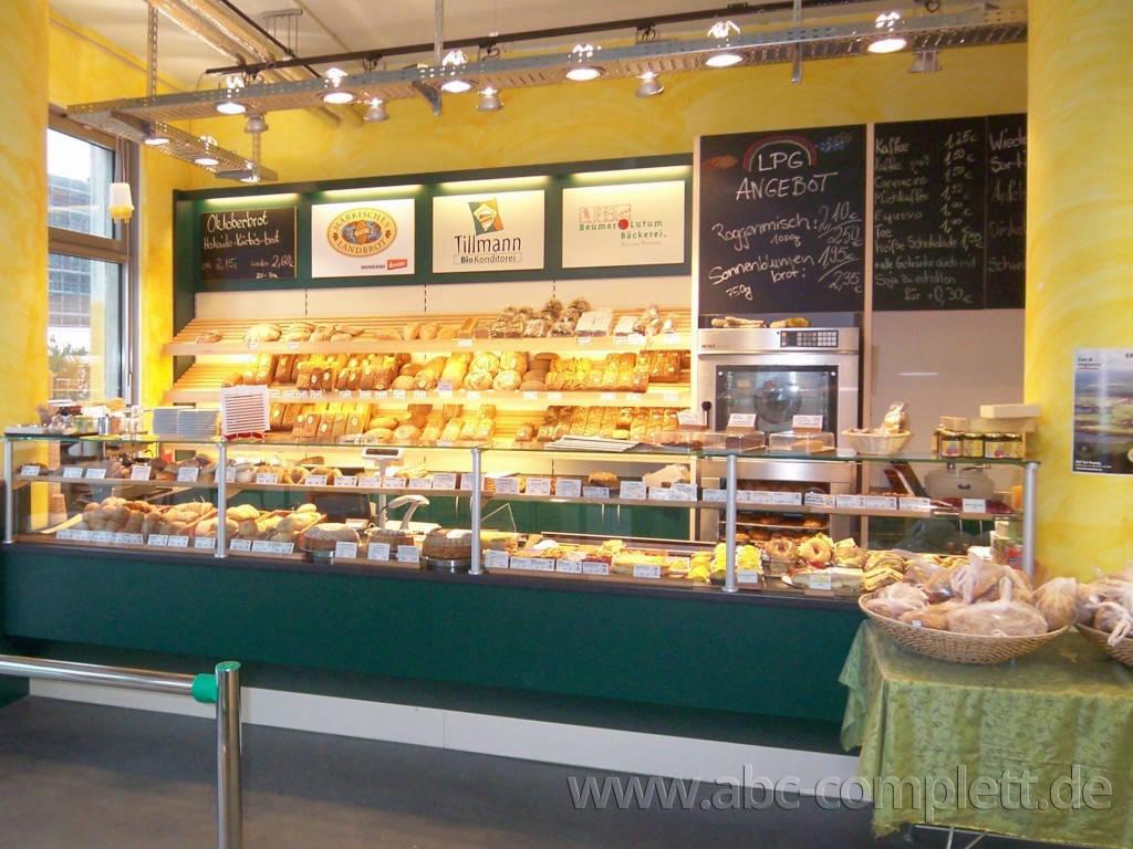 Ansicht des Geschäfts: LPG Biomarkt   lecker preiswert gesund, Filialen lt. Referenzliste Biosupermärkte, Berlin / Prenzlauer Berg, Foto 3