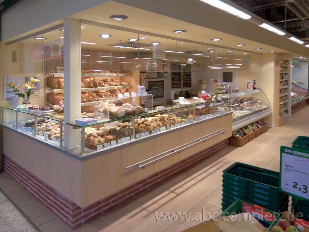 Ansicht des Geschäfts: Bio Company, Filialen lt. Referenzliste Biosupermärkte, Berlin / Pankow Rathaus Center, Foto 1