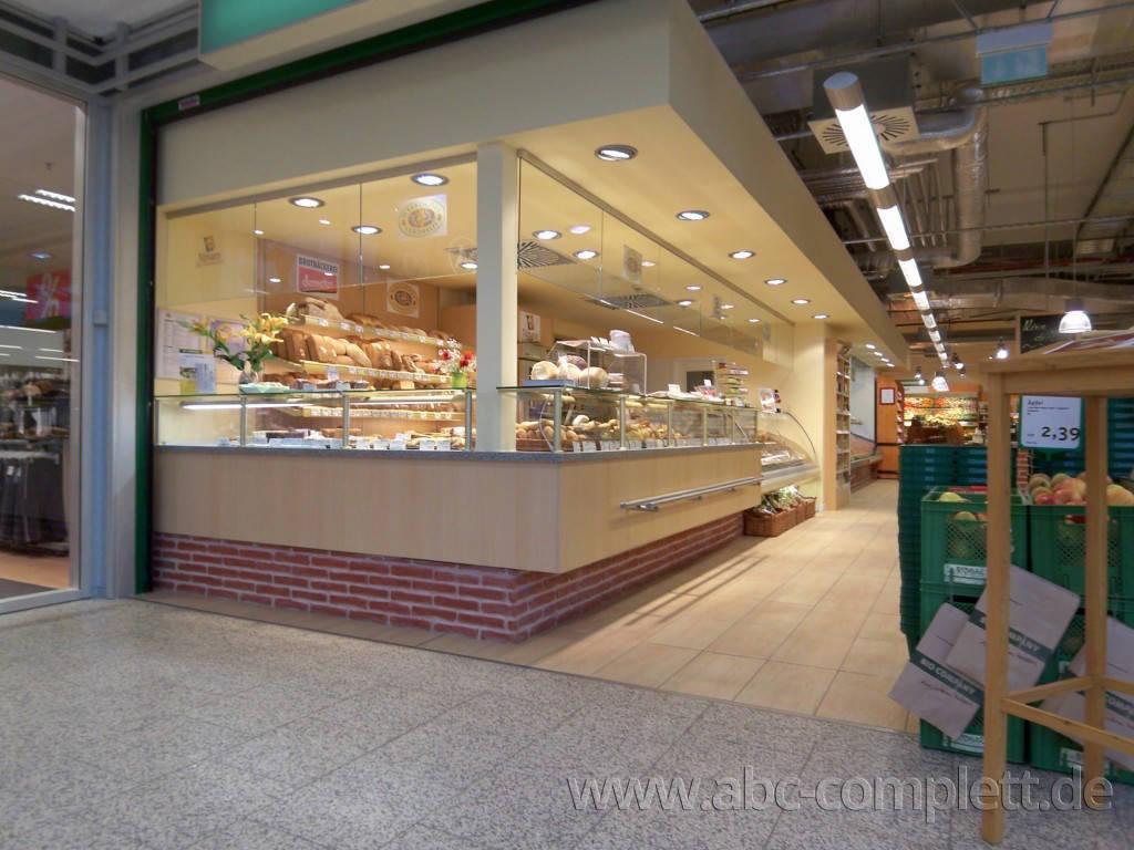 Ansicht des Geschäfts: Bio Company, Filialen lt. Referenzliste Biosupermärkte, Berlin / Pankow Rathaus Center, Foto 2