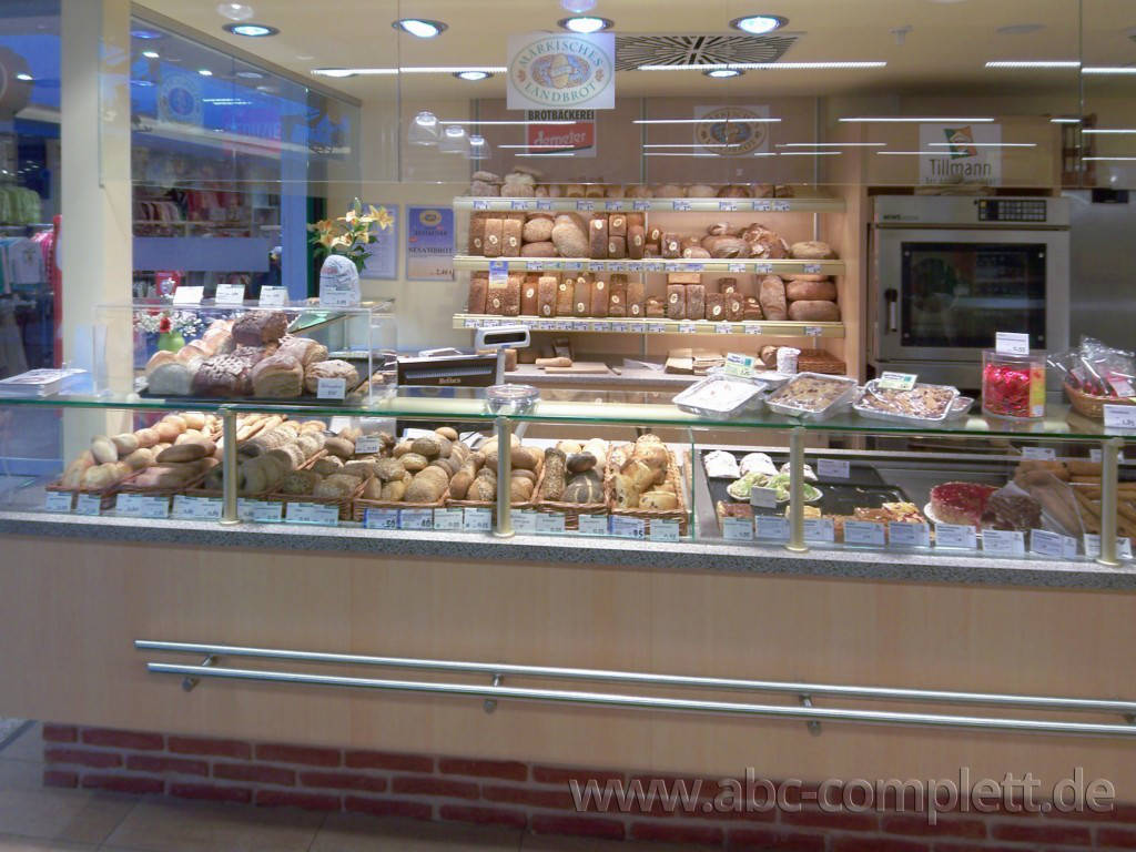Ansicht des Geschäfts: Bio Company, Filialen lt. Referenzliste Biosupermärkte, Berlin / Pankow Rathaus Center, Foto 3