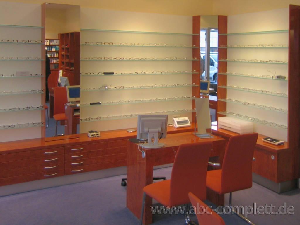 Ansicht des Geschäfts: Optik Dreyer, Berlin / Tegel, Foto 1