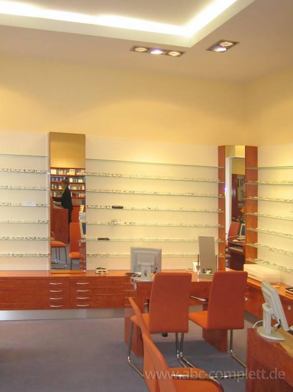 Ansicht des Geschäfts: Optik Dreyer, Berlin / Tegel, Foto 2