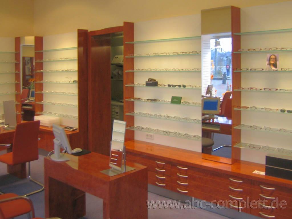 Ansicht des Geschäfts: Optik Dreyer, Berlin / Tegel, Foto 4