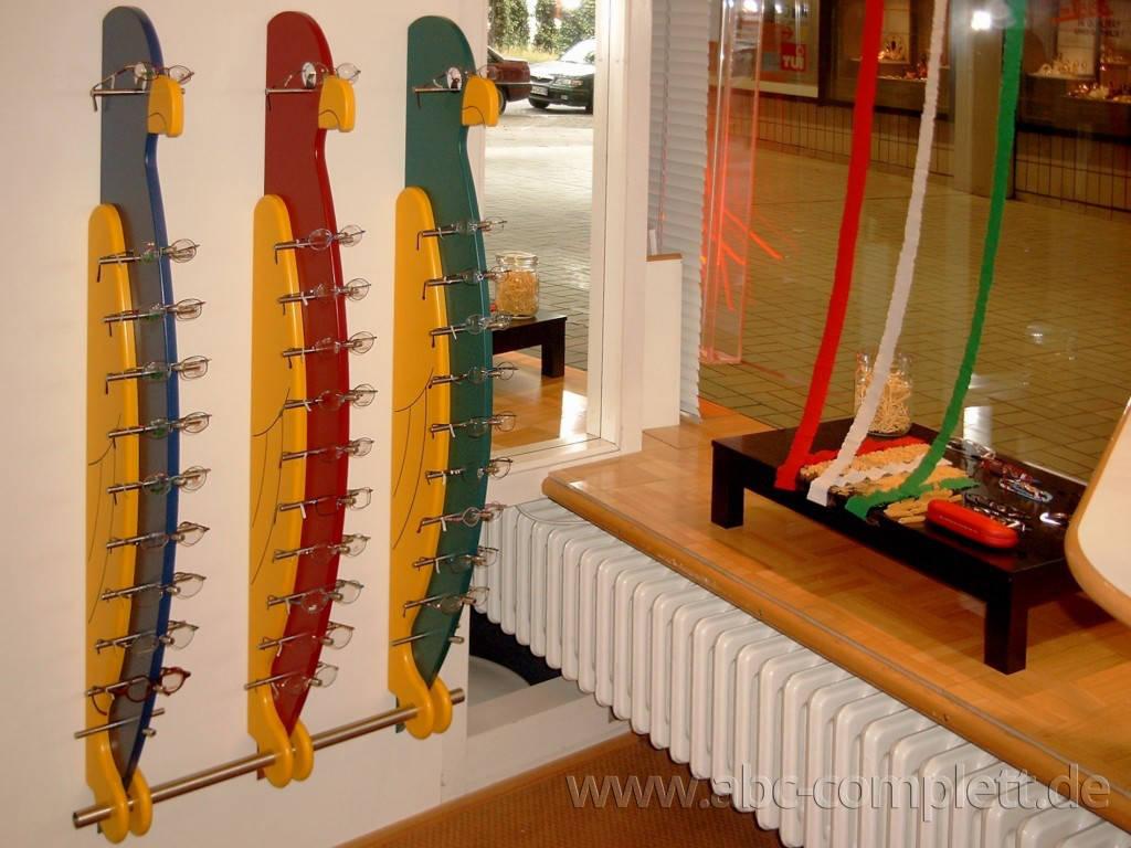 Ansicht des Geschäfts: Optik Hüppauf, Berlin / Wilmersdorf, Foto 1