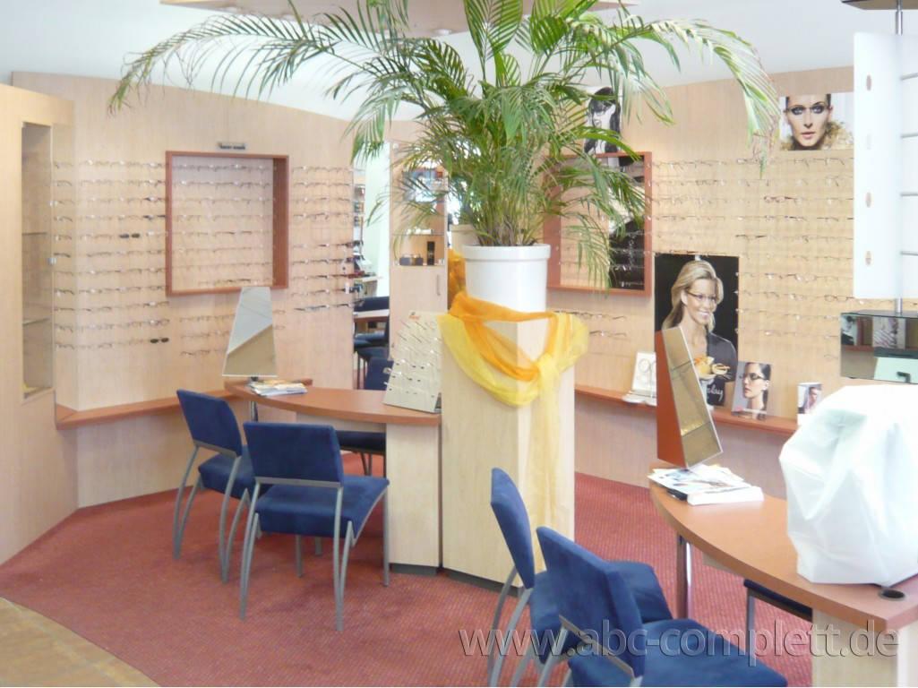 Ansicht des Geschäfts: Optiker Franke, Berlin / Karow, Foto 3