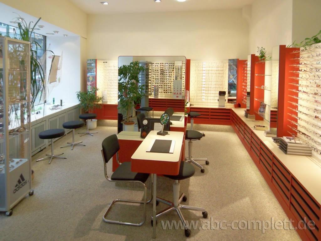 Ansicht des Geschäfts: Optik Klahn, Berlin / Charlottenburg, Foto 2