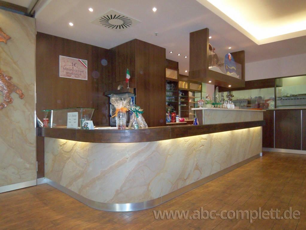 Ansicht des Geschäfts: Pizza Pasta Tralala, Gesundbrunnen Center, Berlin / Wedding, Foto 2