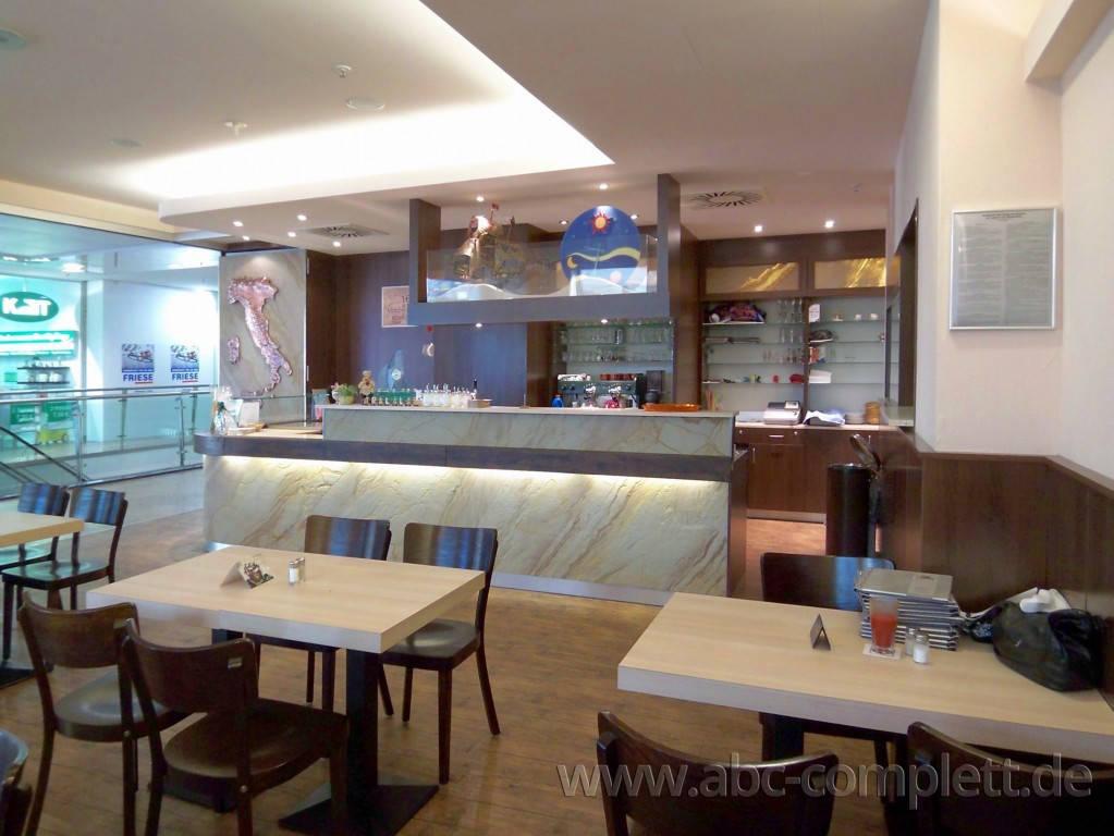 Ansicht des Geschäfts: Pizza Pasta Tralala, Gesundbrunnen Center, Berlin / Wedding, Foto 3