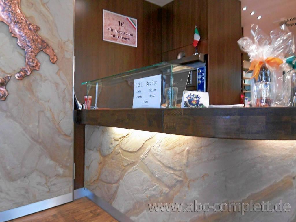 Ansicht des Geschäfts: Pizza Pasta Tralala, Gesundbrunnen Center, Berlin / Wedding, Foto 4