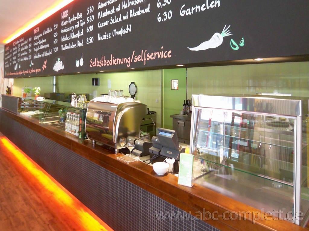 Ansicht des Geschäfts: Weilands Wellfood, Innenhof Gesundheitszentrum, Berlin / Kreuzberg, Foto 3