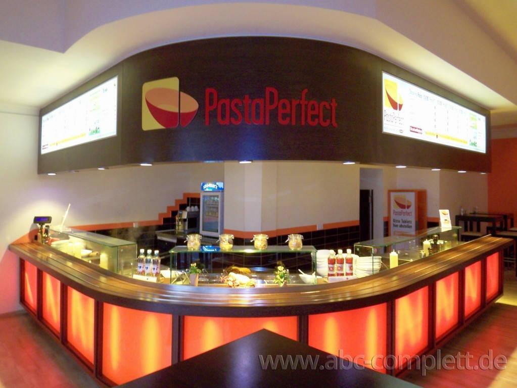 Ansicht des Geschäfts: Pasta Perfect, System Gastronomie, Berlin / Wilmersdorf, Foto 1