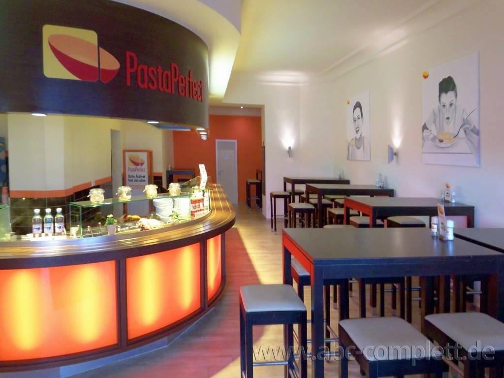 Ansicht des Geschäfts: Pasta Perfect, System Gastronomie, Berlin / Wilmersdorf, Foto 3