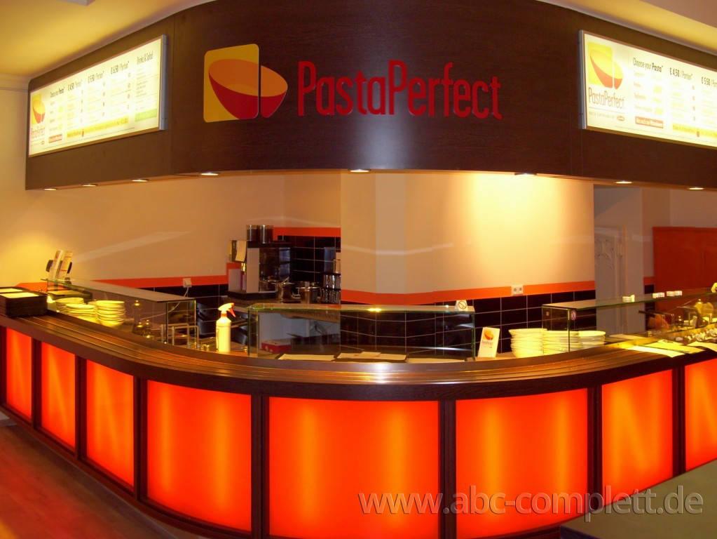 Ansicht des Geschäfts: Pasta Perfect, System Gastronomie, Berlin / Wilmersdorf, Foto 7