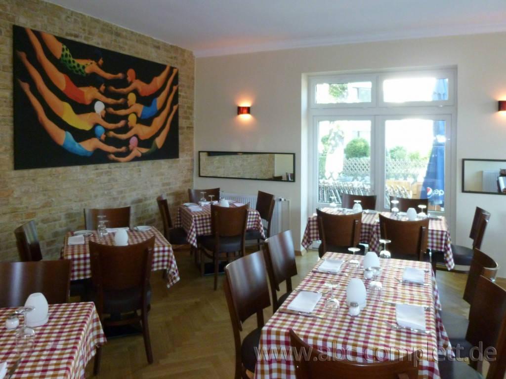Ansicht des Geschäfts: Adermann, Restaurant, Berlin / Charlottenburg, Foto 4
