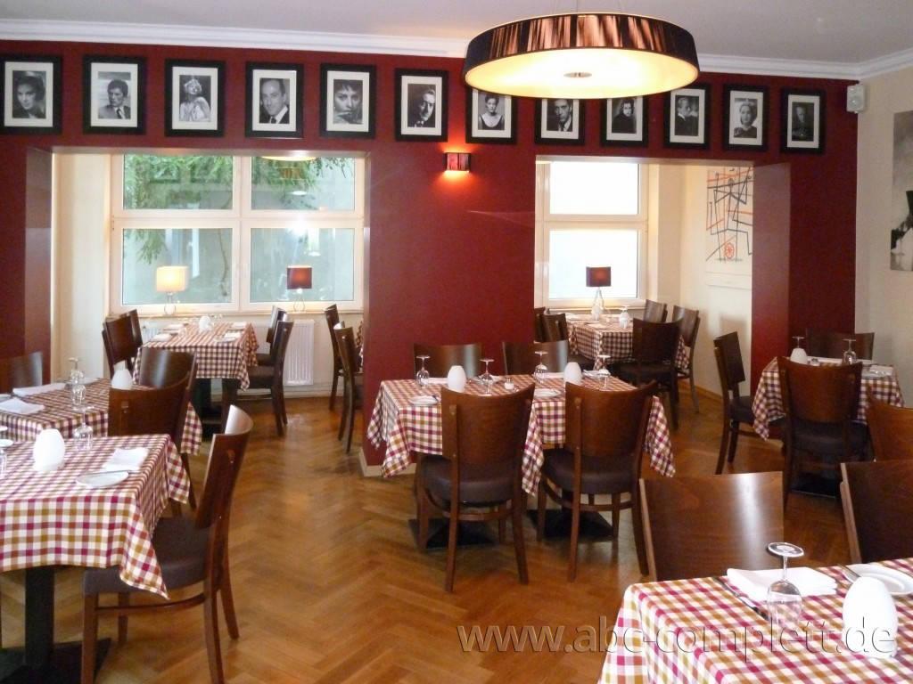 Ansicht des Geschäfts: Adermann, Restaurant, Berlin / Charlottenburg, Foto 6