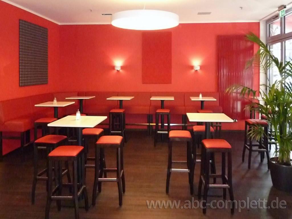 Ansicht des Geschäfts: Kaffeehaus Mila, Berlin / Charlottenburg, Foto 3