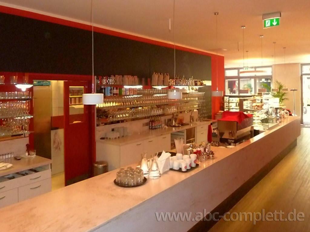 Ansicht des Geschäfts: Kaffeehaus Mila, Berlin / Charlottenburg, Foto 5