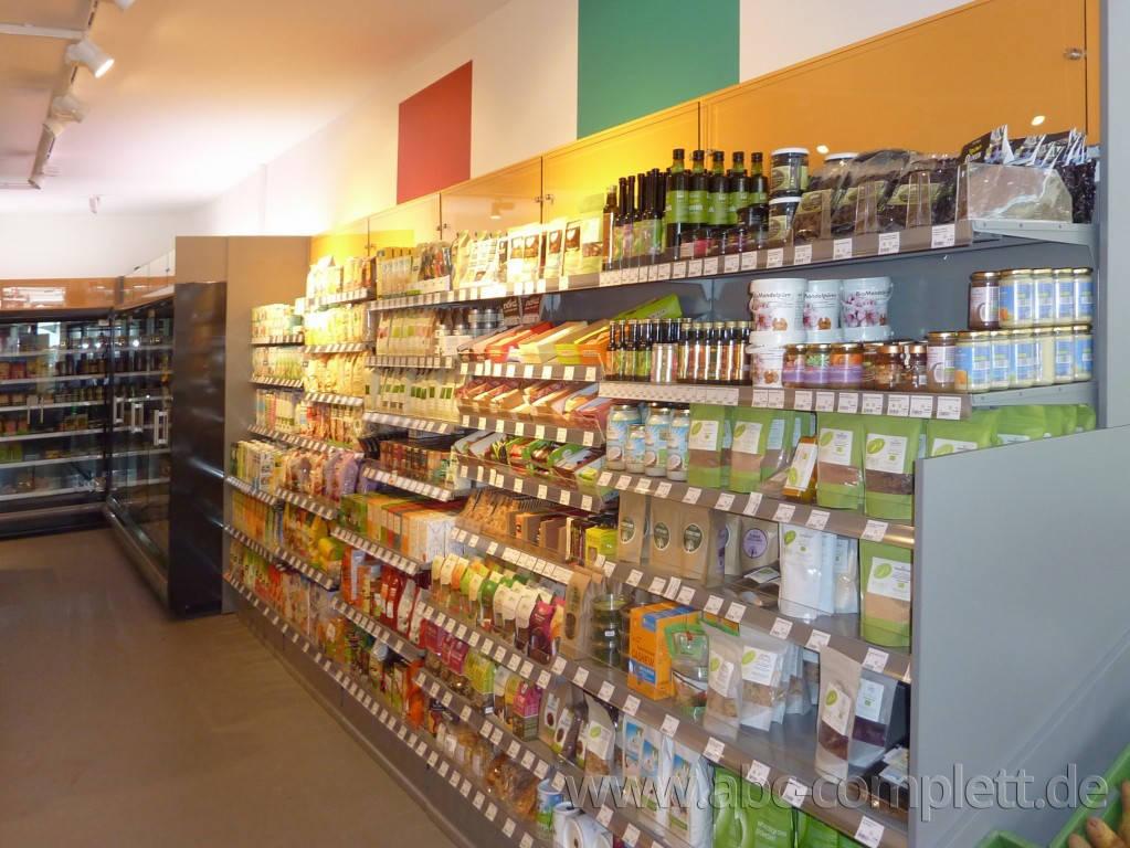 Ansicht des Geschäfts: Veganz wir lieben leben, veganer Supermarkt, Frankfurt am Main, Foto 6